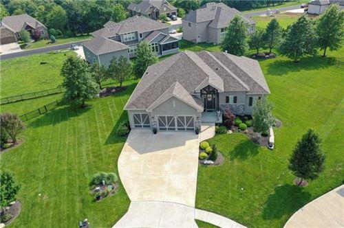 Photo of 16232 Manor Road, Overland Park, KS 66085 (MLS # 2334795)