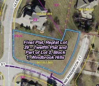 Photo of 7095 Glenn Lane, Parkville, MO 64152 (MLS # 2333848)