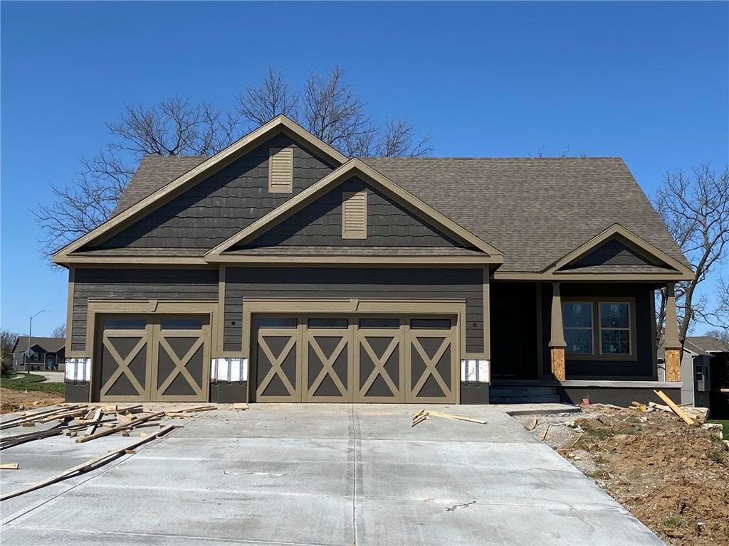 Photo of 1201 Silverleaf Court, Liberty, MO 64068 (MLS # 2197857)