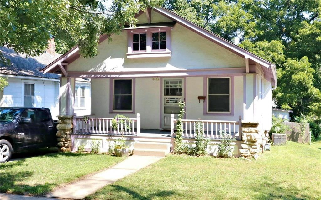 Photo for 4413 Adams Street, Kansas City, KS 66103 (MLS # 2187933)