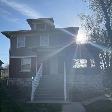 Photo for 417 N Denver Avenue, Kansas City, MO 64123 (MLS # 2313953)