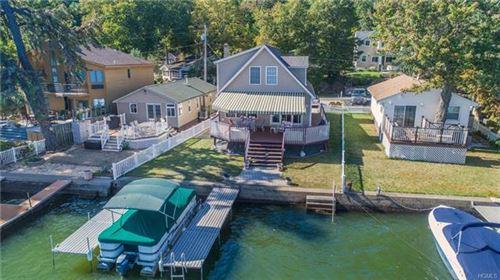 Photo of 144 Lake Shore Road, Greenwood Lake, NY 10925 (MLS # 5120654)