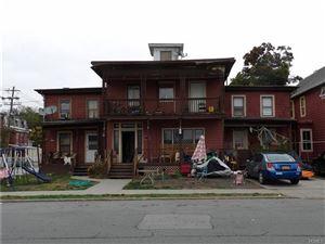 Photo of 66 Ball Street, Port Jervis, NY 12771 (MLS # 5111939)