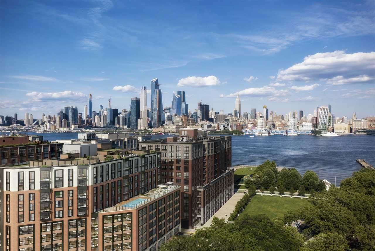 1000 MAXWELL LANE #8F, Hoboken, NJ 07030-6883 - #: 202021013
