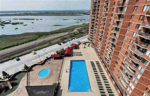 Photo of 916 HARMON COVE TOWER #916, Secaucus, NJ 07094 (MLS # 210013037)