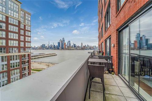 Photo of 1025 MAXWELL LANE #603, Hoboken, NJ 07030 (MLS # 210008176)