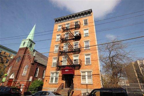 Photo of 831 CLINTON ST #17, Hoboken, NJ 07871 (MLS # 202006188)