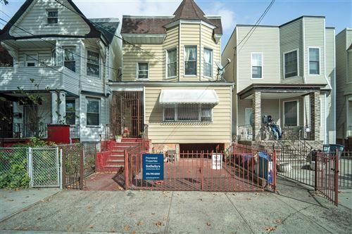 Photo of 116 BIDWELL AVE, Jersey City, NJ 07305 (MLS # 210022260)