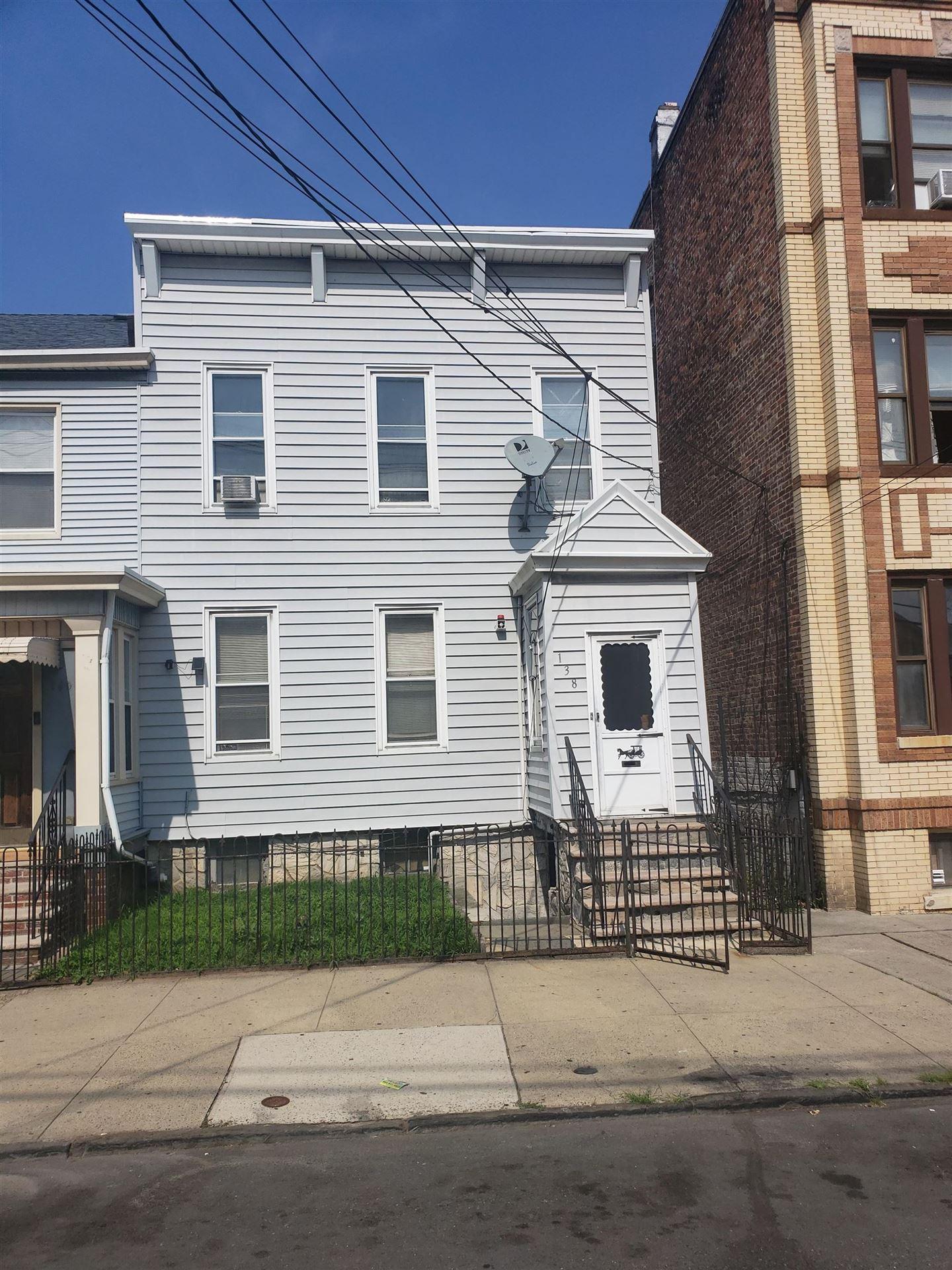 138 WINFIELD AVE, Jersey City, NJ 07305 - #: 210020308