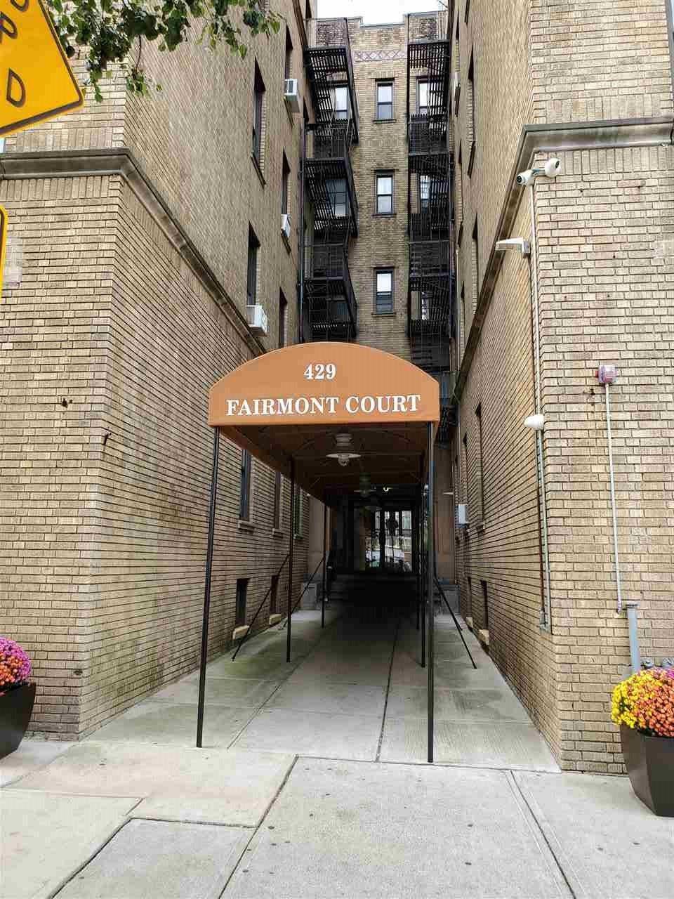 429 FAIRMOUNT AVE #502, Jersey City, NJ 07306 - #: 202021382