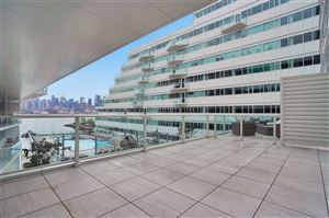 Photo of 800 AVENUE AT PORT IMPERIAL, Weehawken, NJ 07086 (MLS # 190010540)