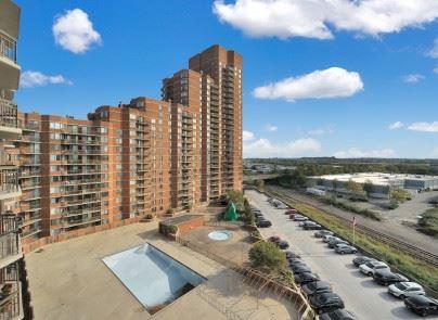 Photo of 830 HARMON COVE TOWER #830, Secaucus, NJ 07094 (MLS # 202022554)