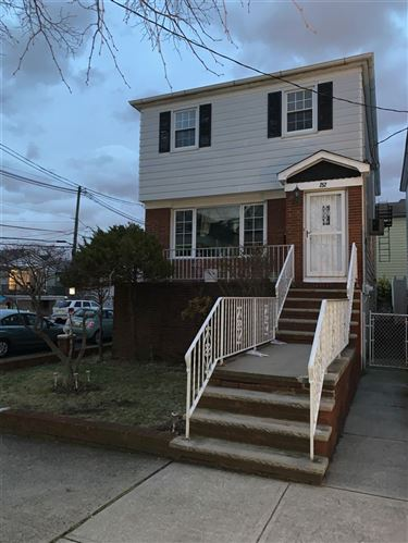 Photo of 252 AVENUE A, Bayonne, NJ 07002 (MLS # 202005620)