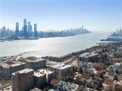 Photo of 875 BLVD EAST #18, Weehawken, NJ 07086 (MLS # 202004733)