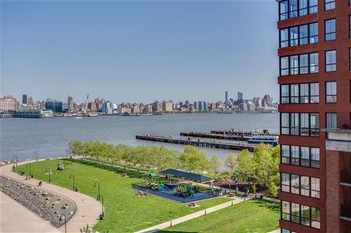 Photo of 1125 MAXWELL LANE #704, Hoboken, NJ 07030 (MLS # 202026768)