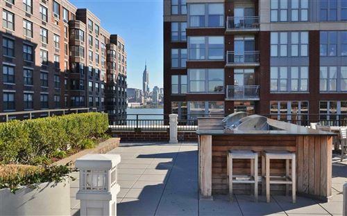 Photo of 1100 MAXWELL LANE #619, Hoboken, NJ 07030 (MLS # 202005791)