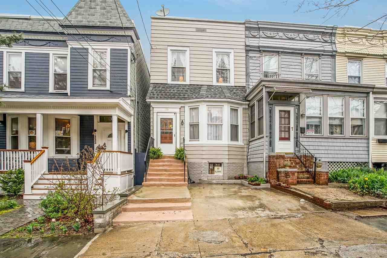 108 HIGHLAND AVE, Jersey City, NJ 07306 - #: 210008815