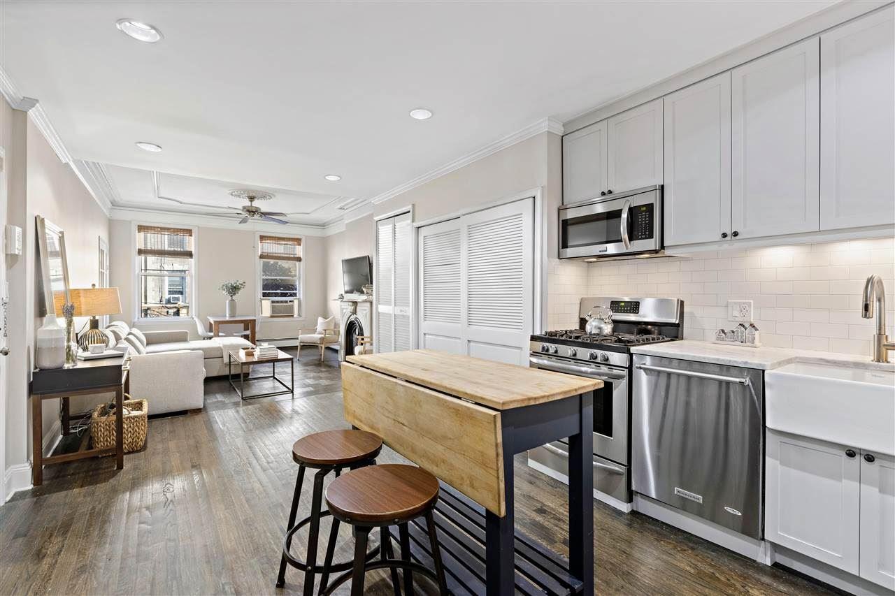 934 WILLOW AVE #3, Hoboken, NJ 07030 - #: 202024857
