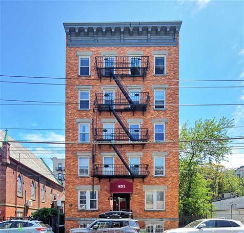 Photo of 831 CLINTON ST #13, Hoboken, NJ 07030 (MLS # 202008889)