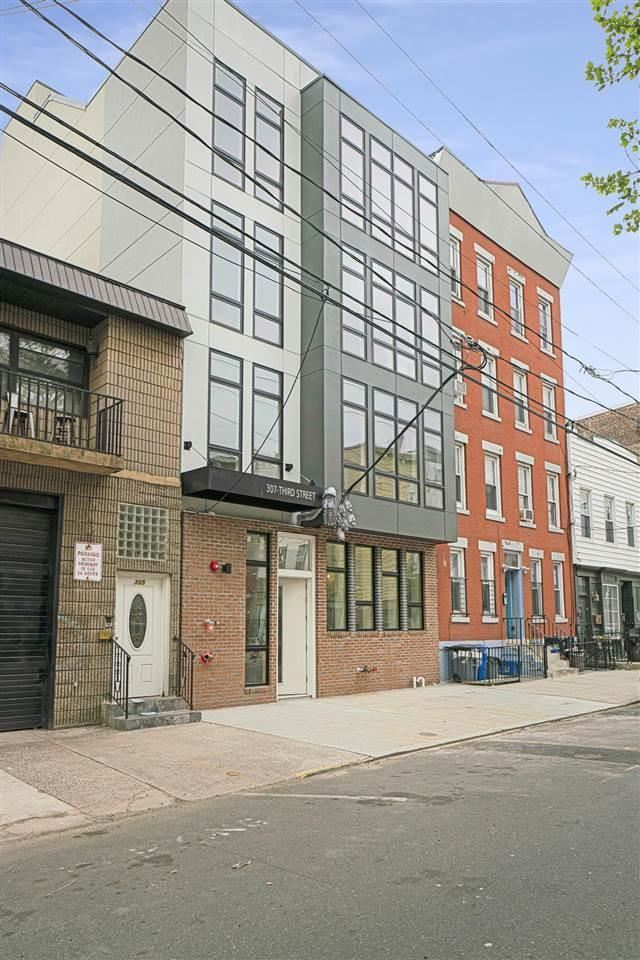 Photo of 307 3RD ST #2-A, Jersey City, NJ 07302 (MLS # 210017913)