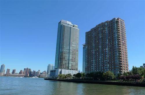 Photo of 2 2ND ST #1105, Jersey City, NJ 07302 (MLS # 202013916)