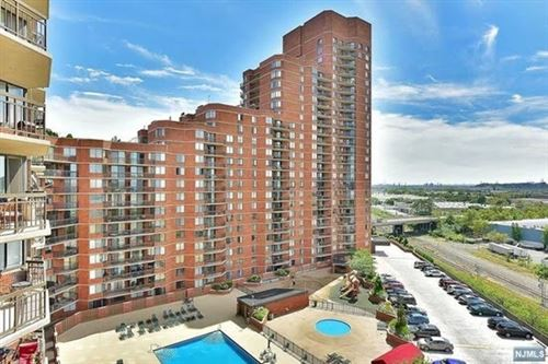 Photo of 1224 HARMON COVE TOWER #1224, Secaucus, NJ 07094 (MLS # 202010932)