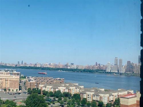 Photo of 1055 BLVD EAST #E-1, Weehawken, NJ 07086 (MLS # 210006975)