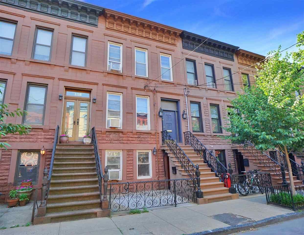 1118 PARK AVE, Hoboken, NJ 07030 - #: 202010999