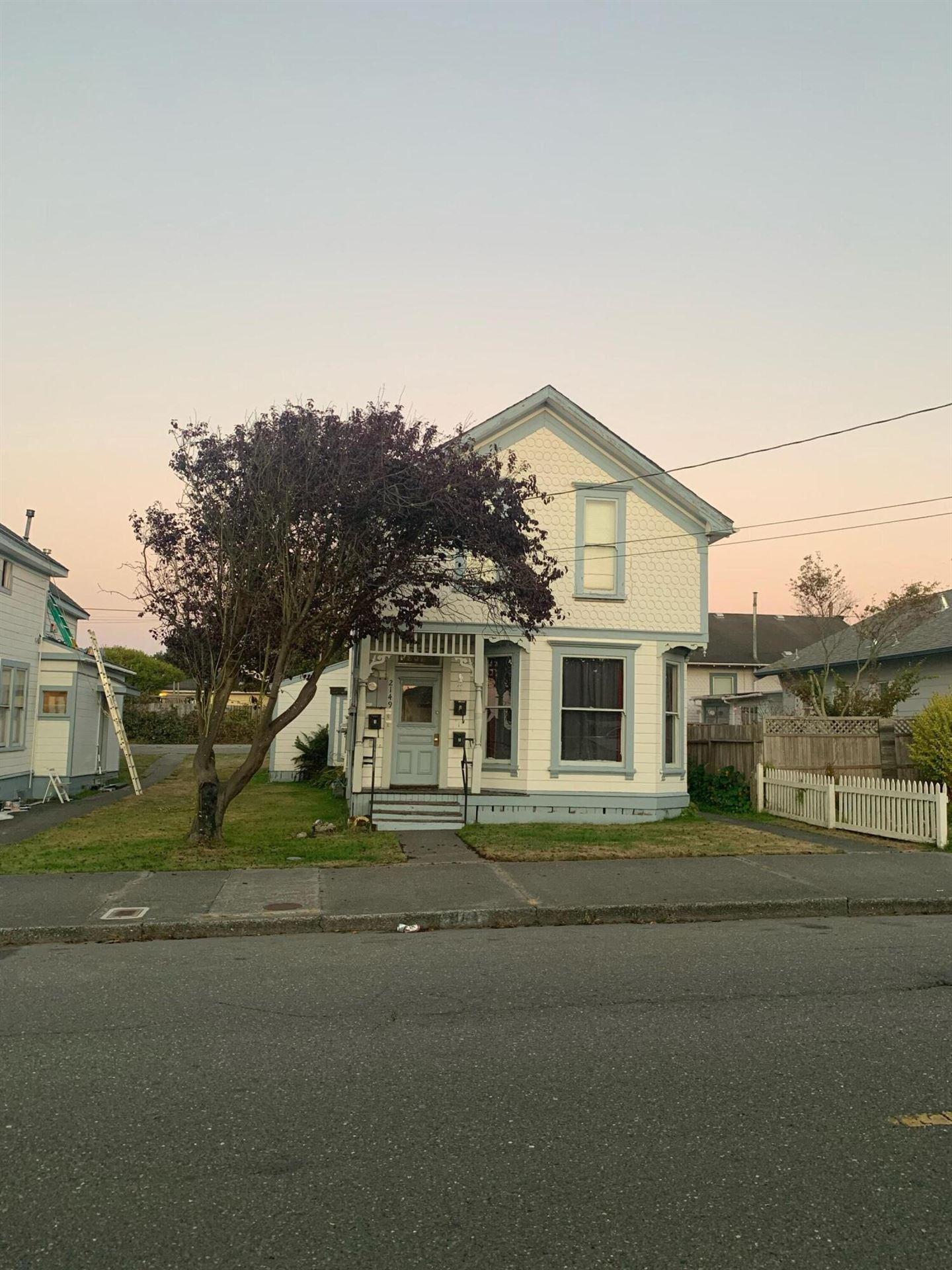 2149 California Street, Eureka, CA 95501 - MLS#: 260151