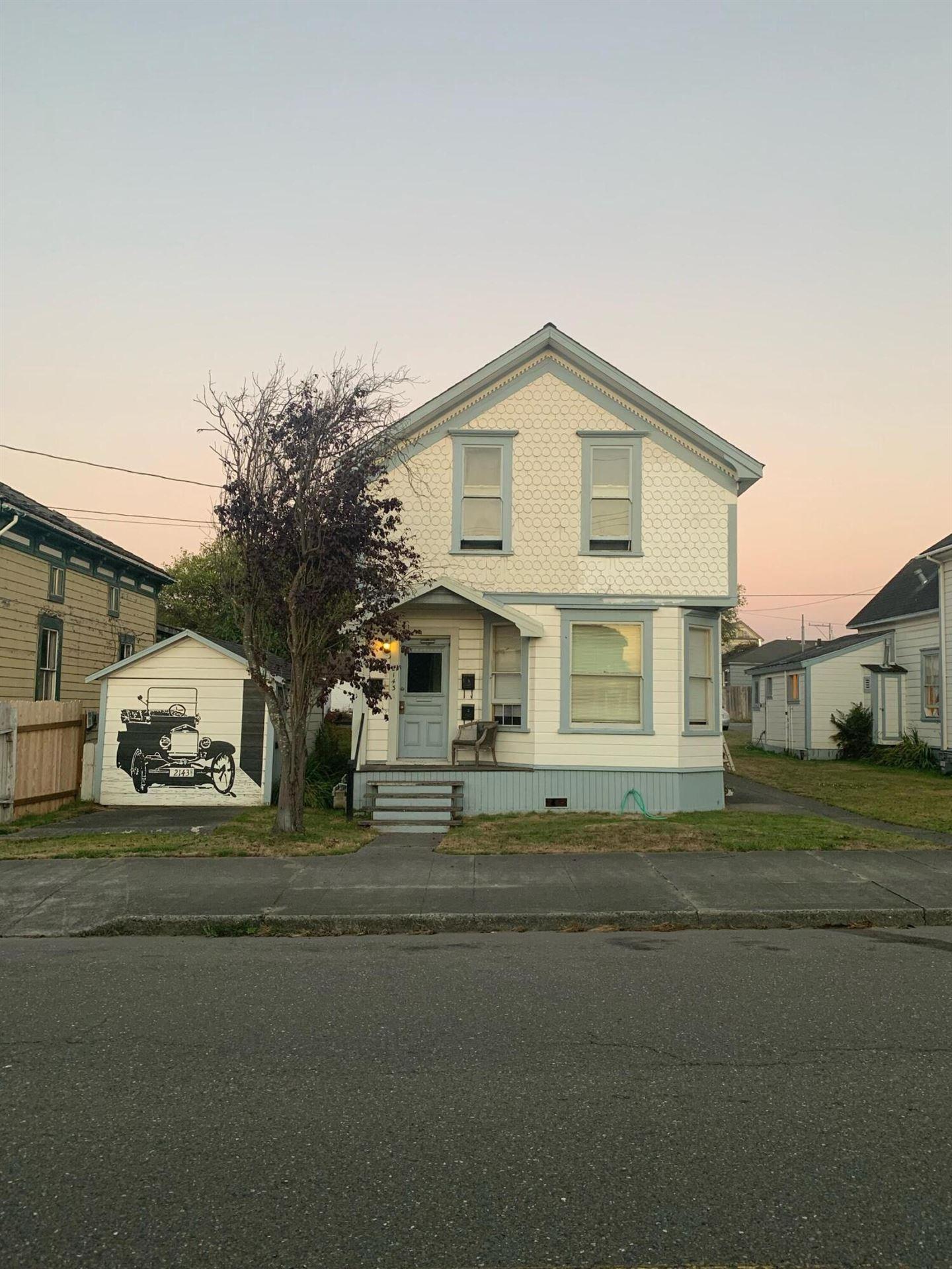 2143 California Street, Eureka, CA 95501 - MLS#: 260152