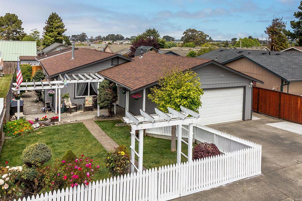 2323 Bayview Lane, Humboldt Hill, CA 95503 - MLS#: 259275