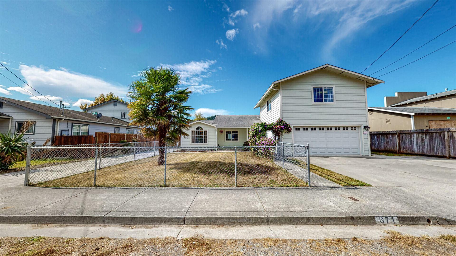 671 Rigby Avenue, Rio Dell, CA 95562 - MLS#: 260315