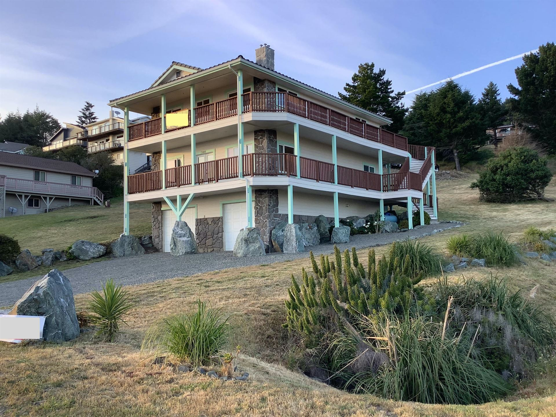 1484 Upper Pacific Drive, Whitethorn, CA 95589 - MLS#: 259332