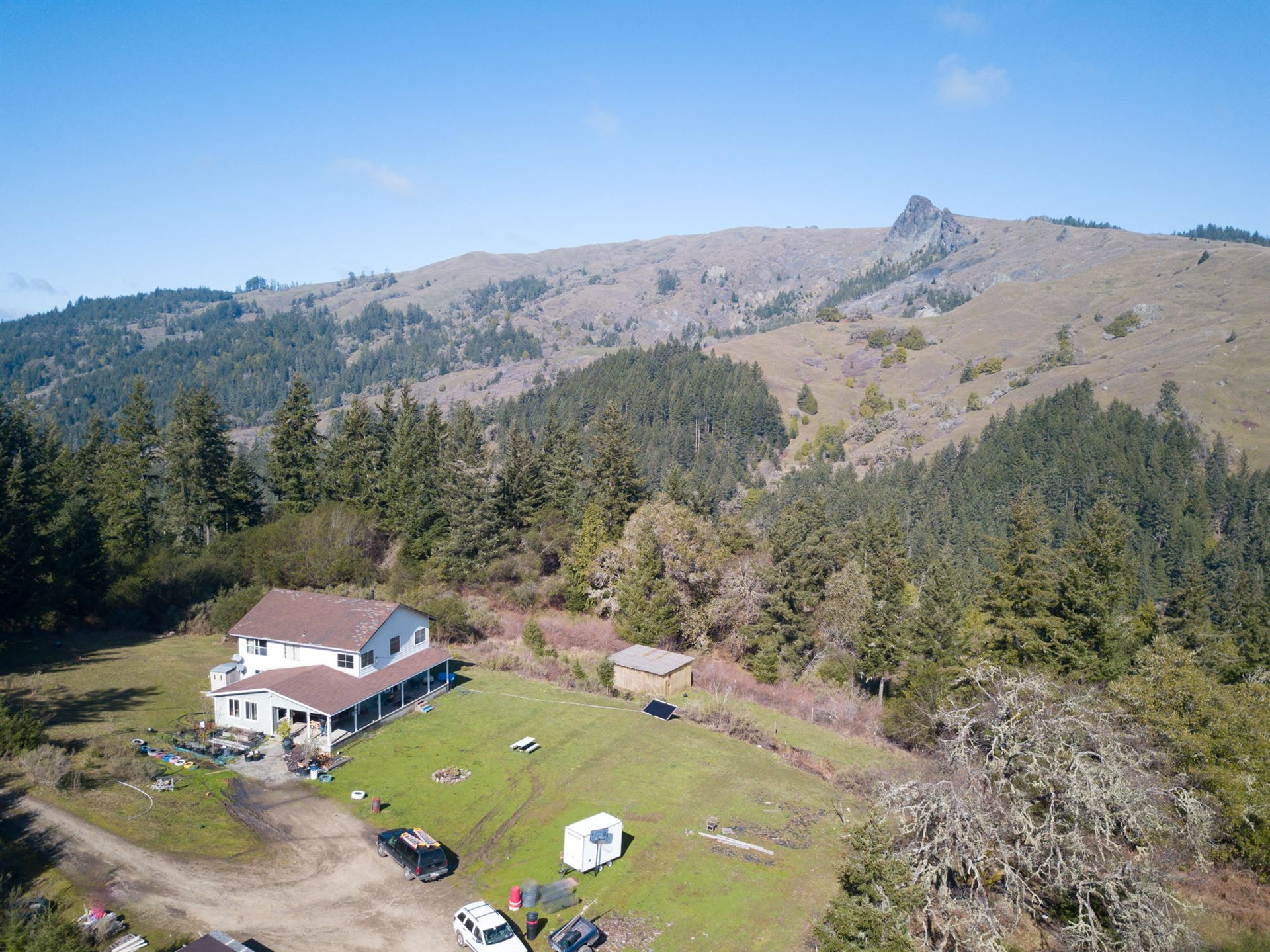 47400 Alderpoint Road, Bridgeville, CA 95526 - MLS#: 258365