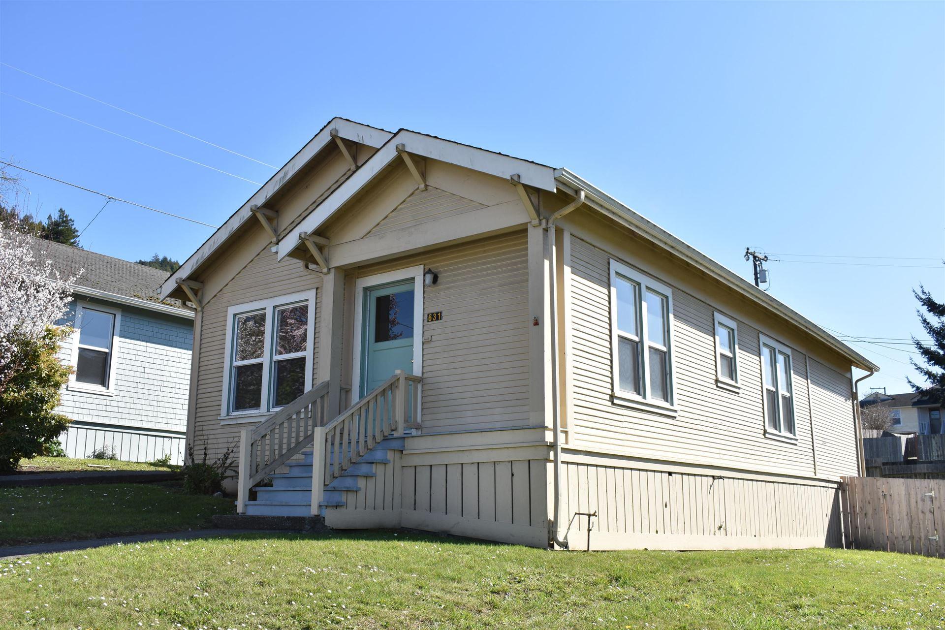 631 2nd Street, Scotia, CA 95565 - MLS#: 257381