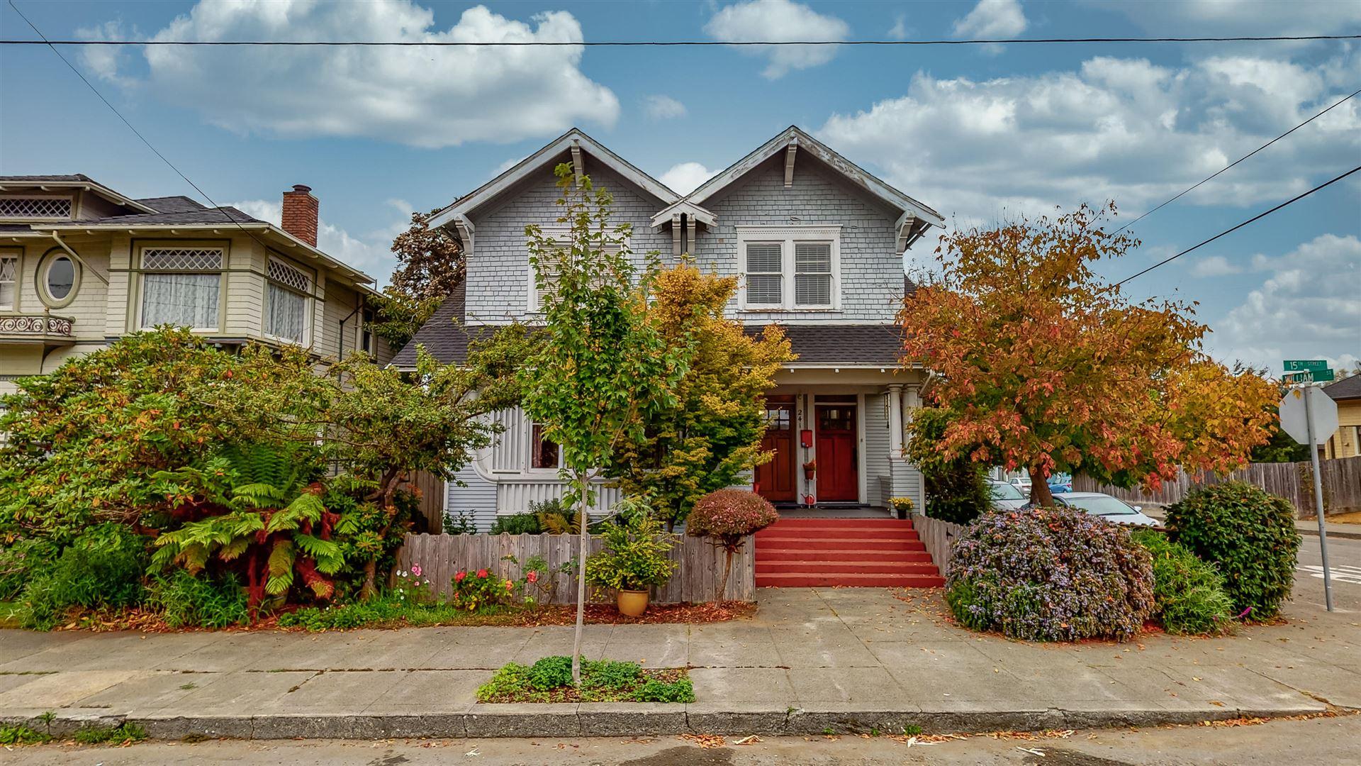 241 15th Street, Eureka, CA 95501 - MLS#: 257398