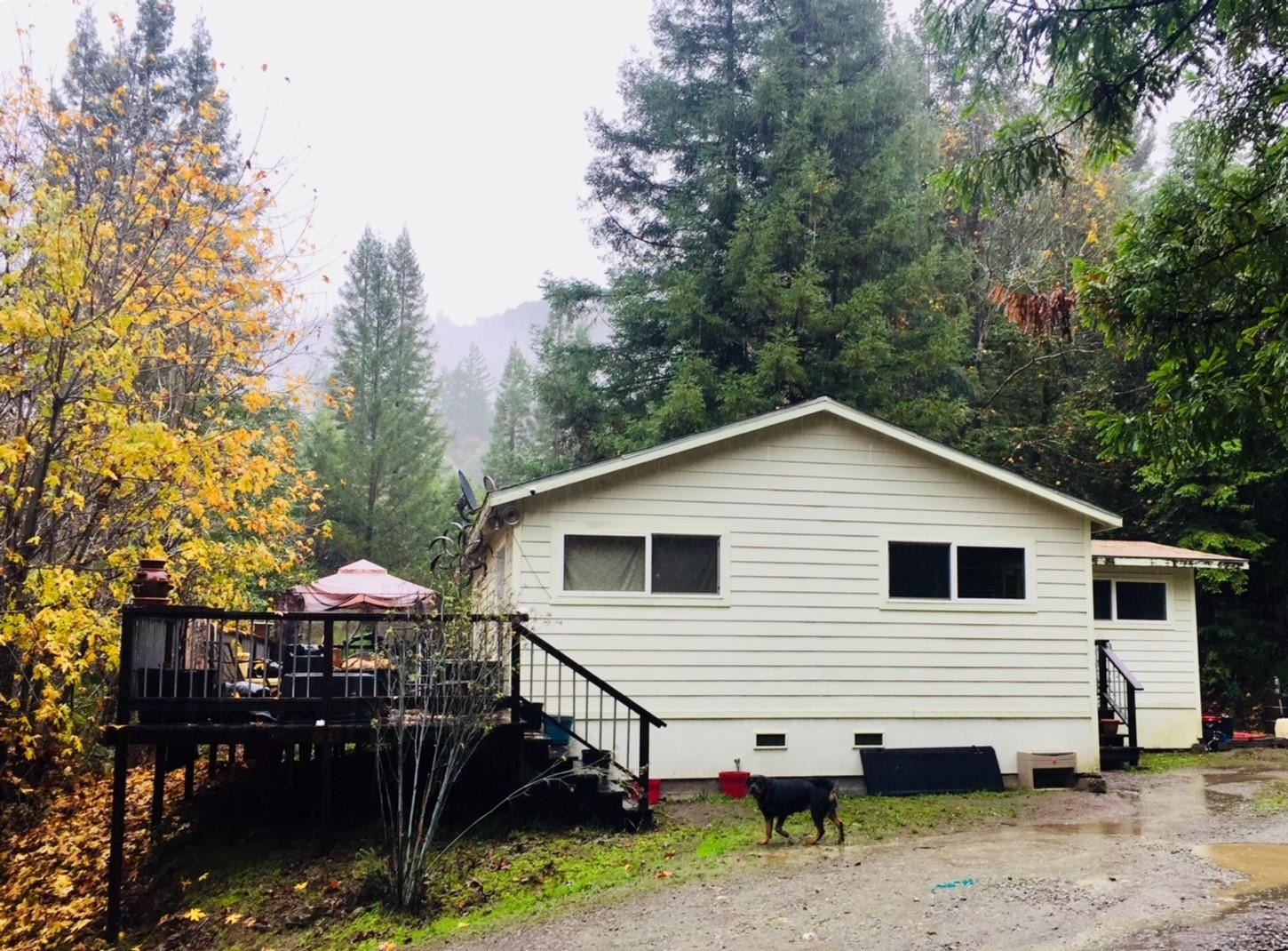 000 Fish Canyon Road, Garberville, CA 95542 - #: 249404