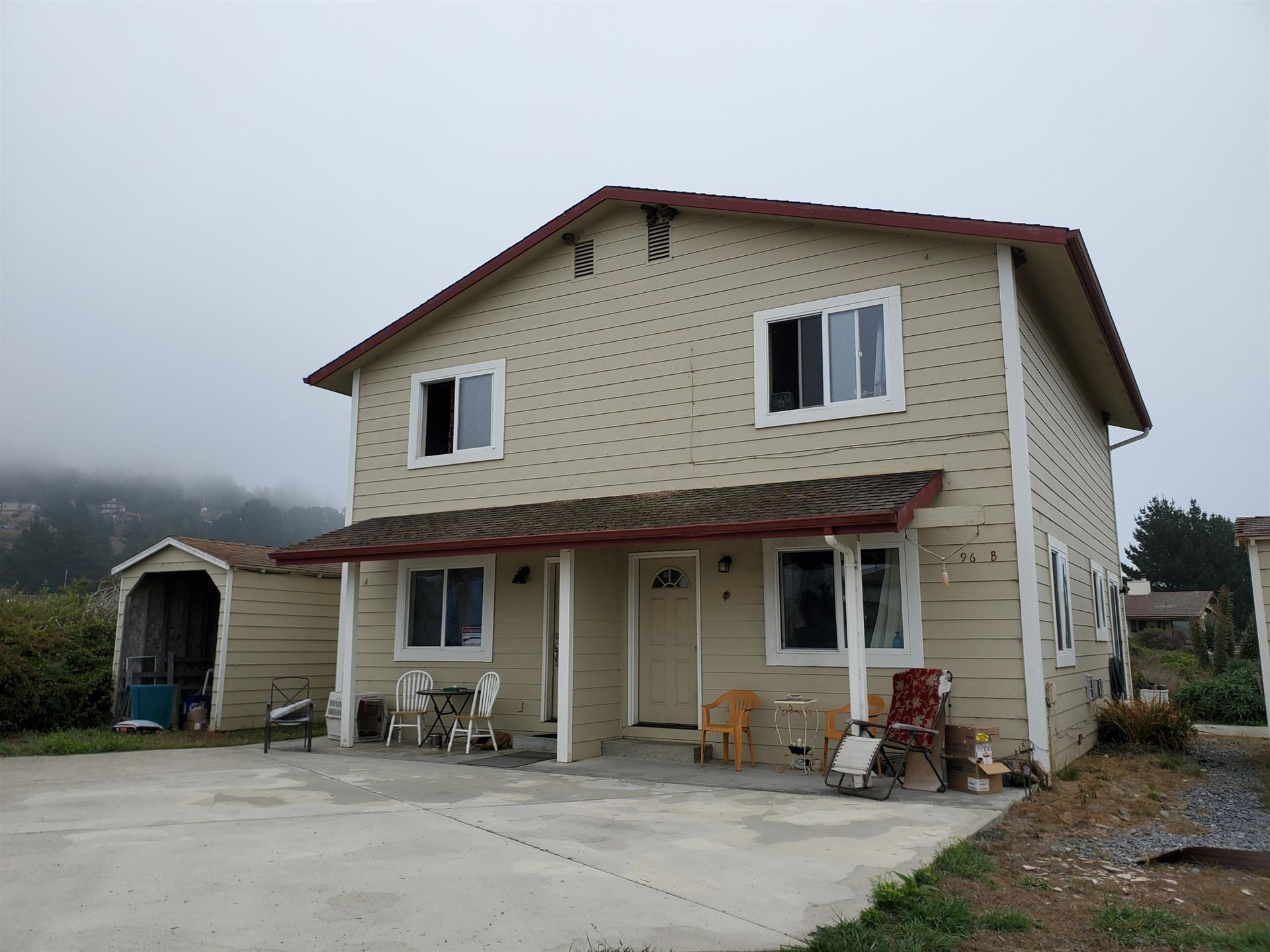 96 Steelhead Court, Shelter Cove, CA 95589 - MLS#: 257412