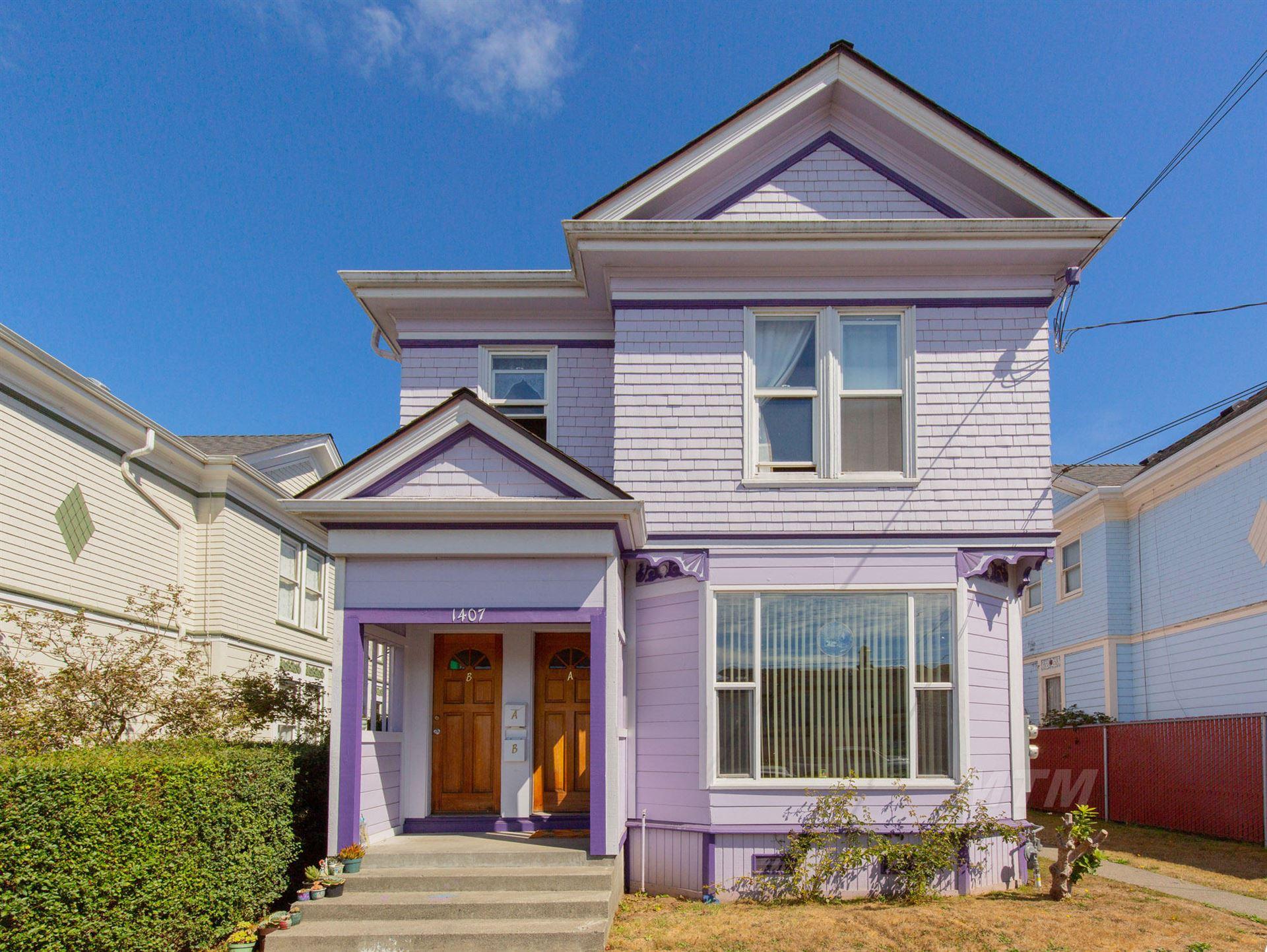 1407 J Street, Eureka, CA 95501 - MLS#: 257426