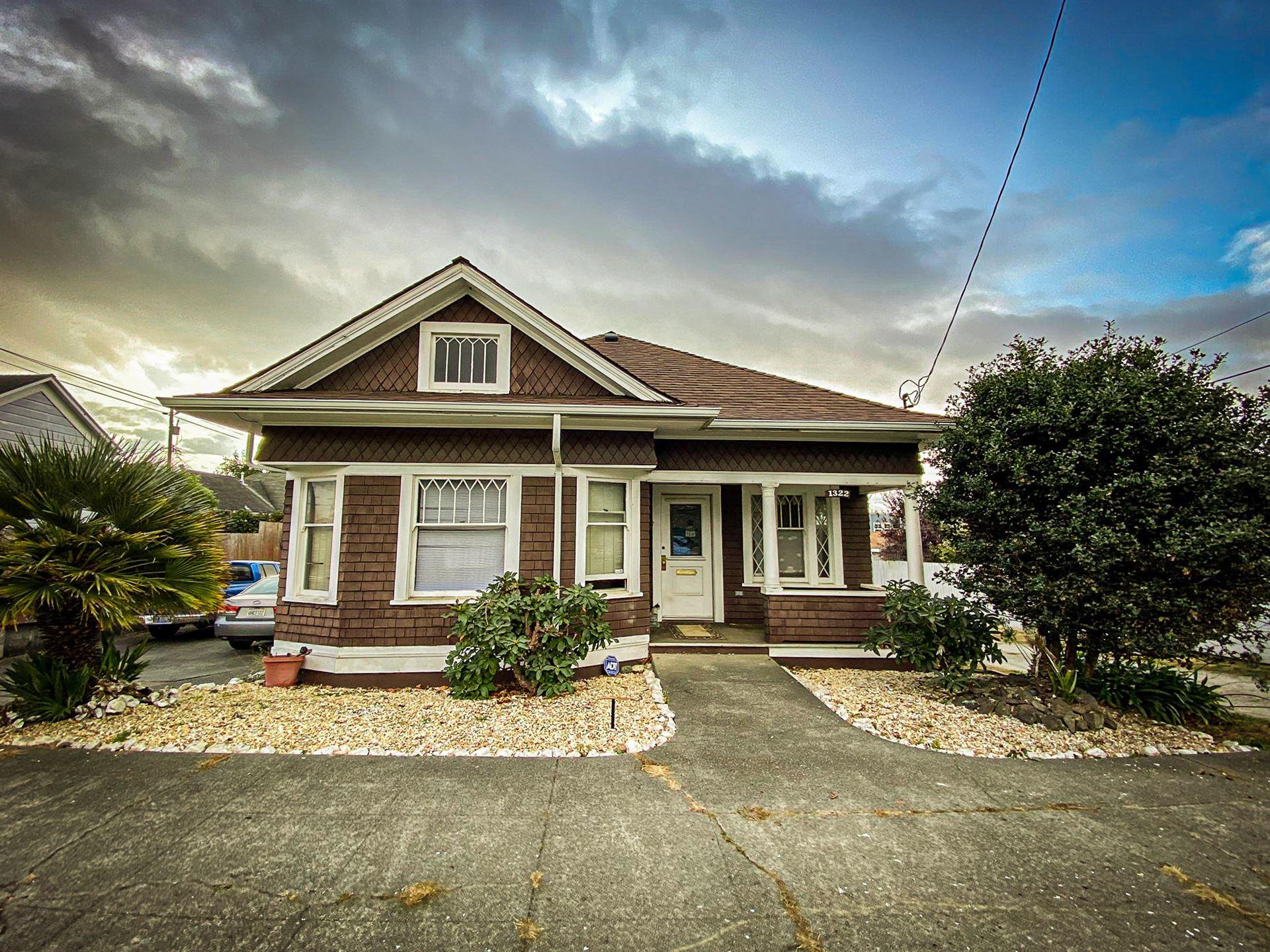 1322 A Street, Eureka, CA 95501 - MLS#: 257429