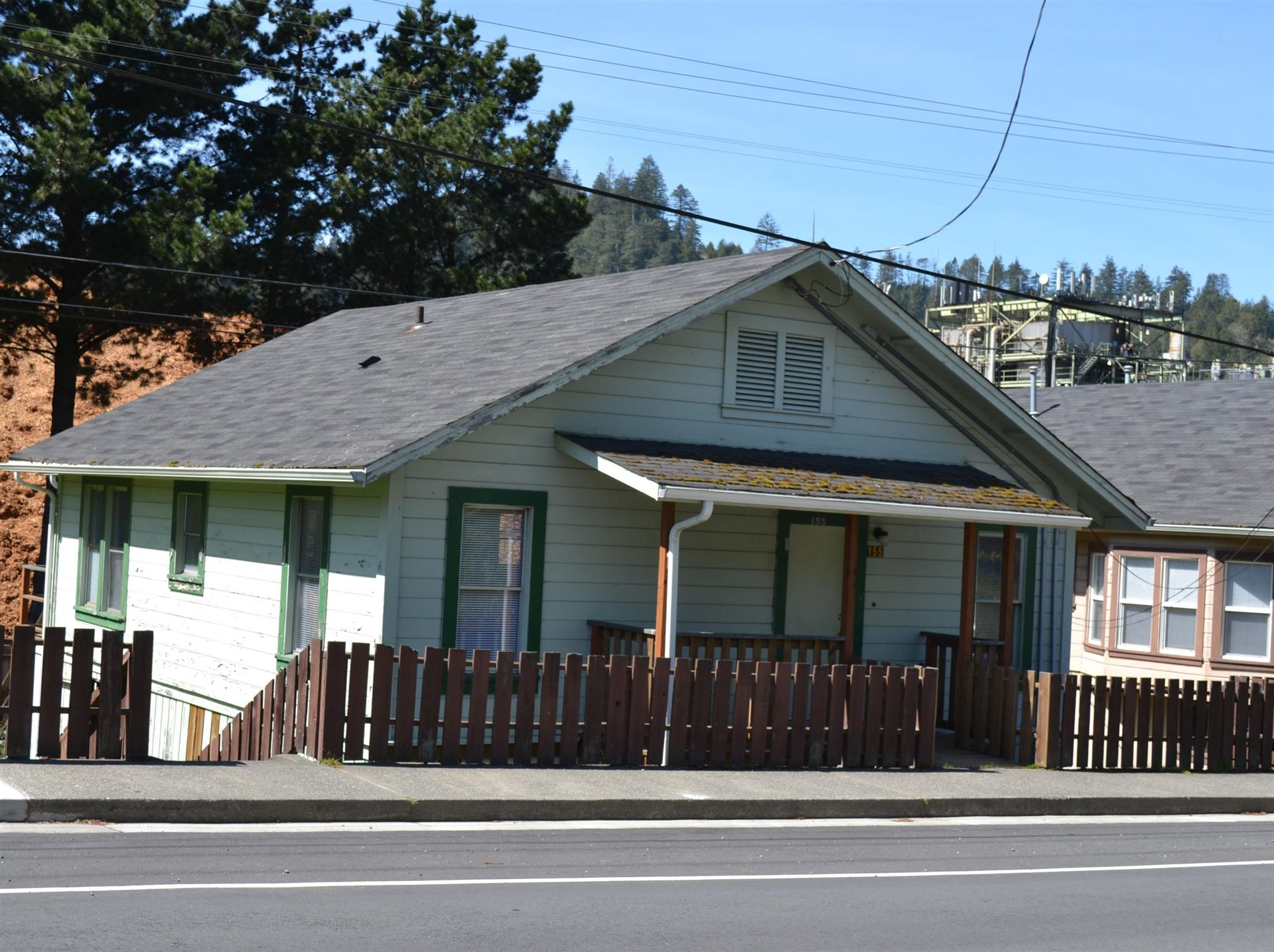155 Main Street, Scotia, CA 95565 - MLS#: 255447