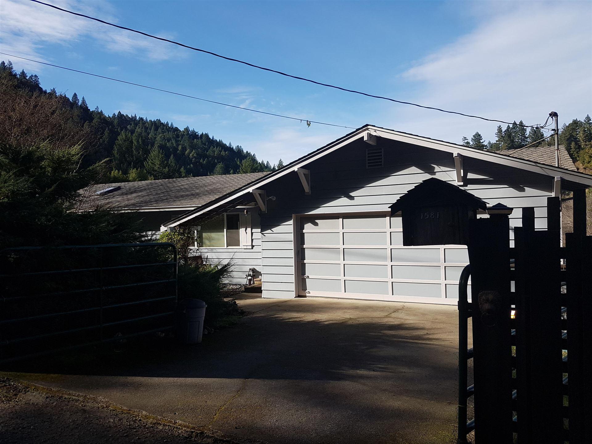 1581 E Branch Road, Garberville, CA 95542 - MLS#: 256458