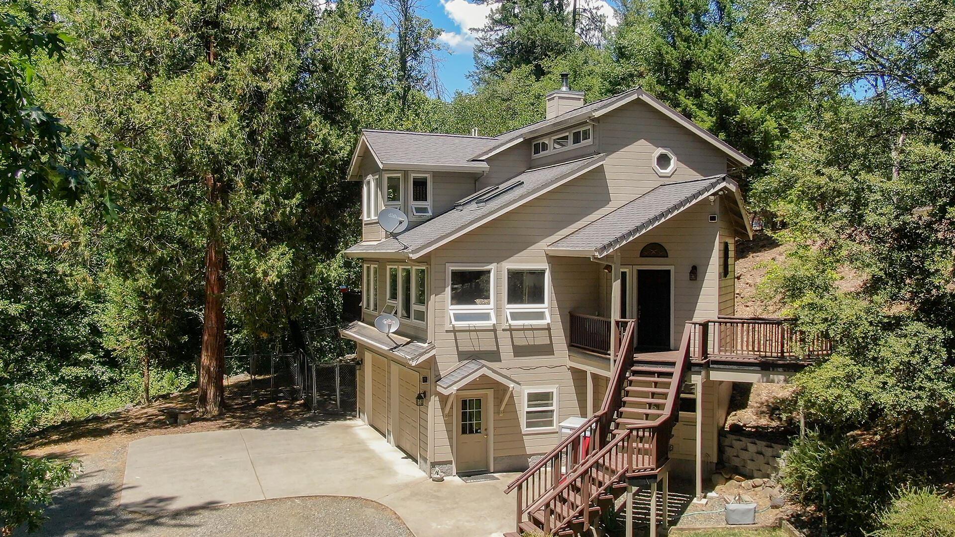 131 E. Weaver Creek Road, Weaverville, CA 96093 - MLS#: 259460