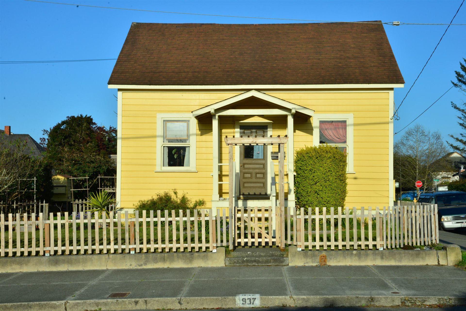 937 K Street, Eureka, CA 95501 - MLS#: 258746