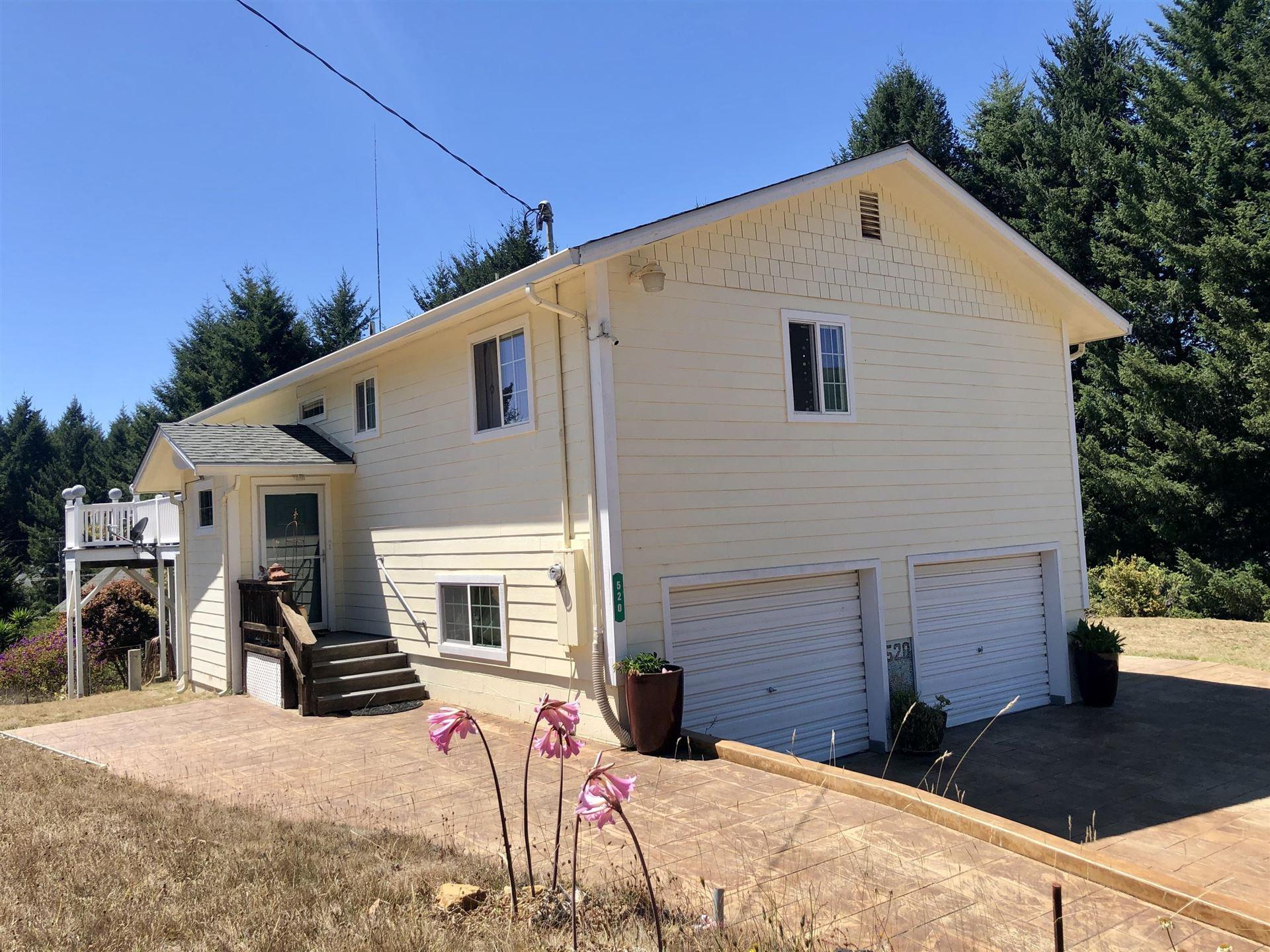 520 Redwood Road, Shelter Cove, CA 95589 - MLS#: 259861
