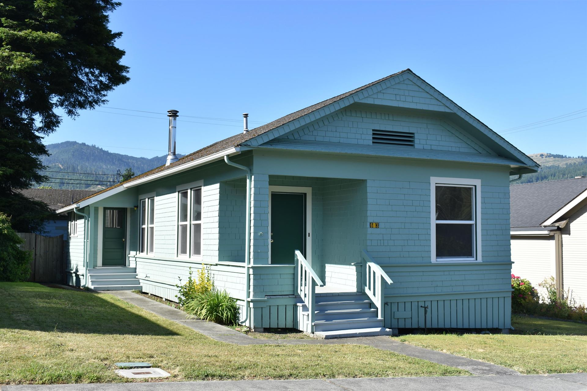 603 First Street, Scotia, CA 95565 - MLS#: 256873
