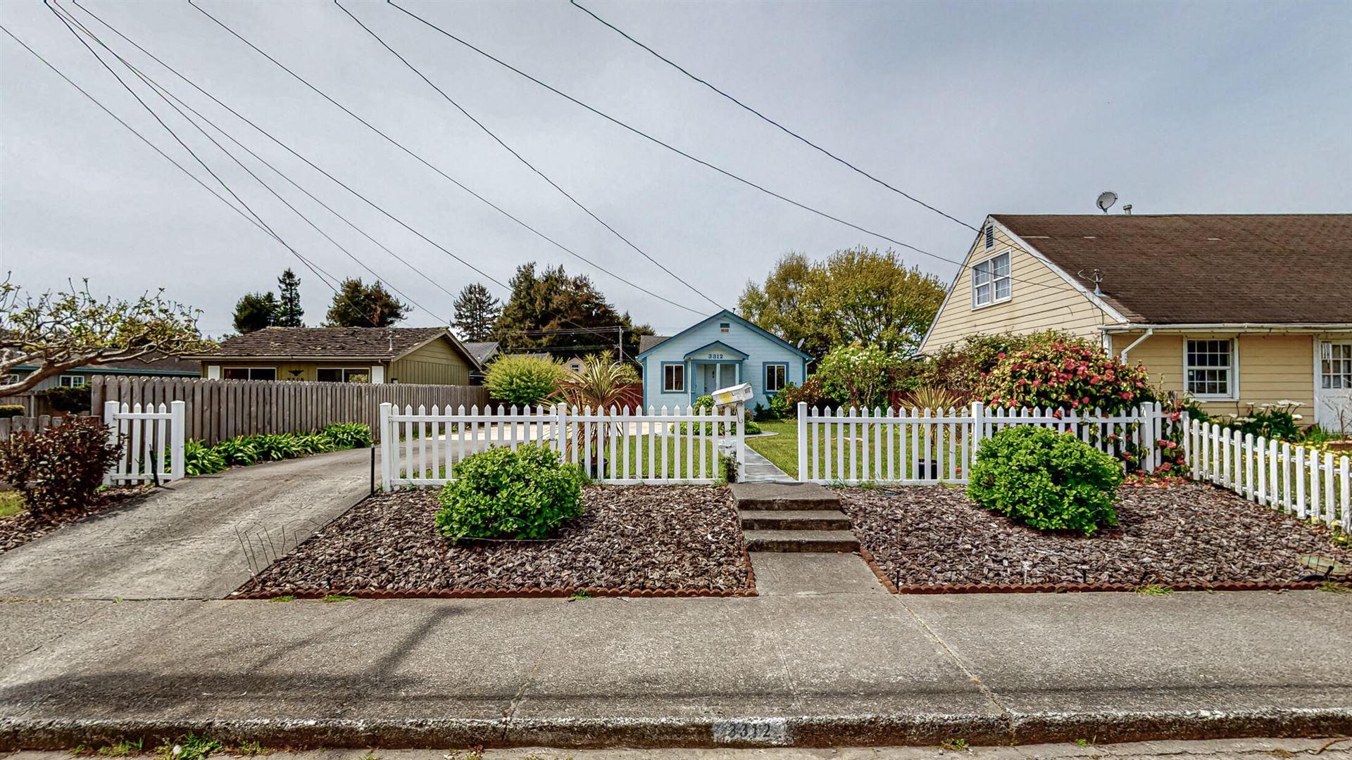 3312 G Street, Eureka, CA 95501 - MLS#: 258886