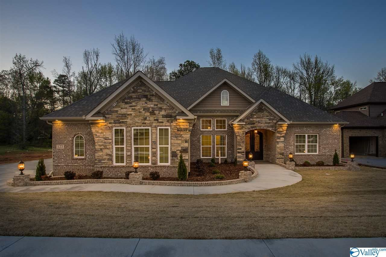 118 HUNTSMEN LANE, Harvest, AL 35749 - #: 1138080