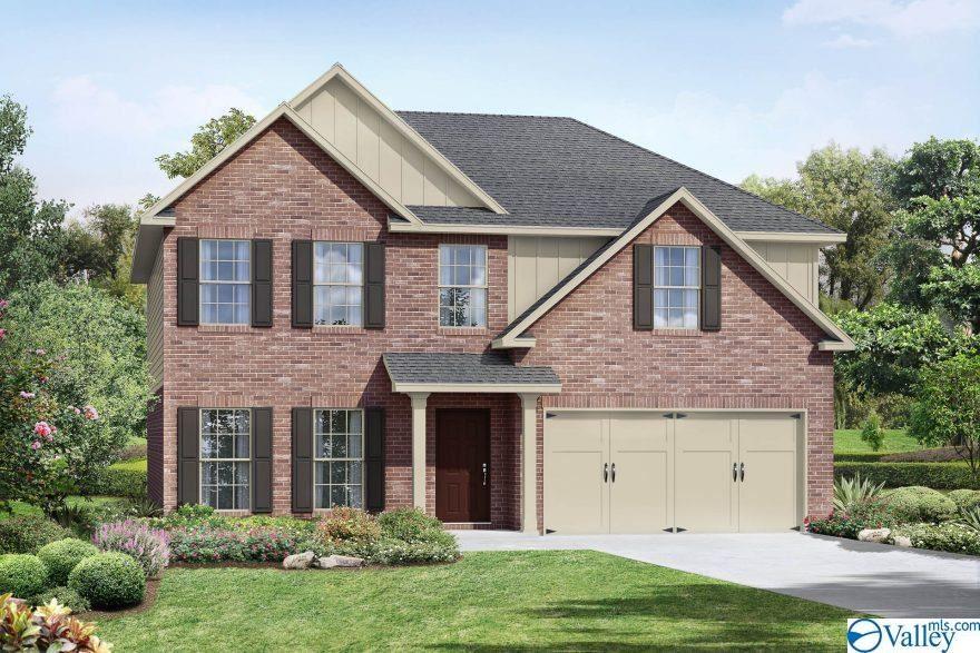 115 WILLIAMS POINTE BOULEVARD, Huntsville, AL 35824 - #: 1133251