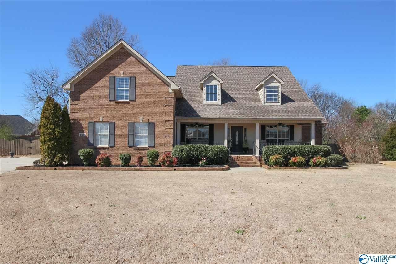 154 SHACKLEFORD ROAD, Meridianville, AL 35759 - #: 1138272